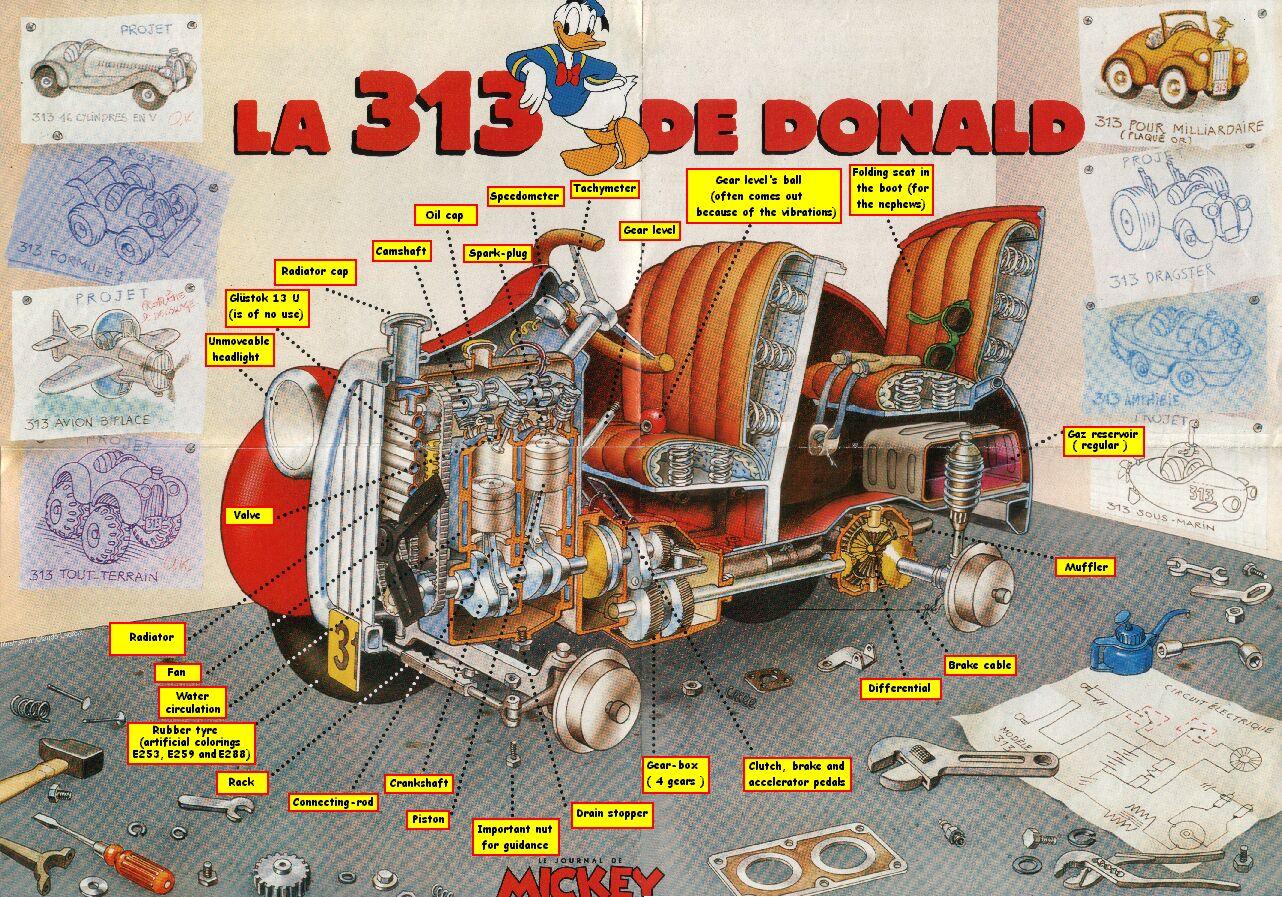 The 313 Car !